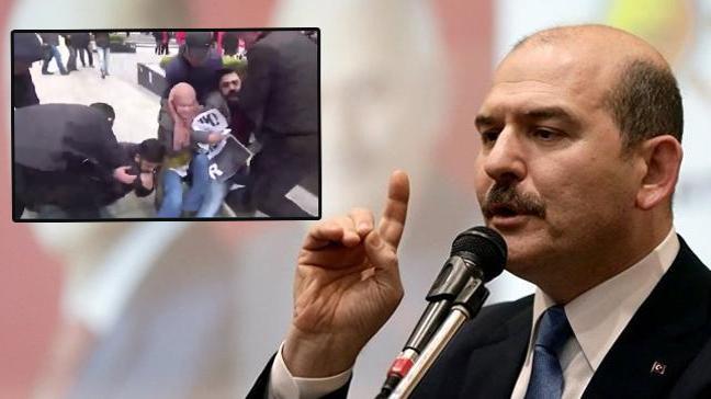 Bakan Soylu taciz iddialarına cevap verdi