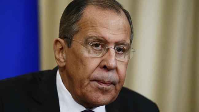 Rusya Dışişleri Bakanı Lavrov: Bağımsız bir ülkeye doğrudan müdahale BM kriterlerine aykırı