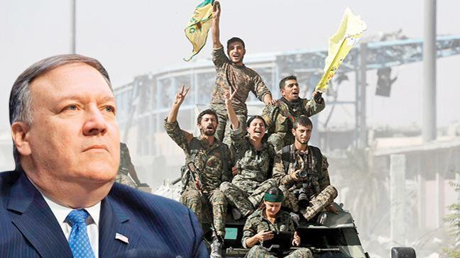 ABD sopasını gören PYD/PKK çark etti