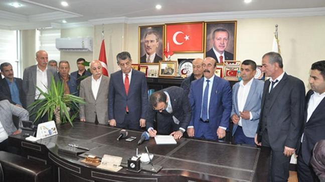 İP'ten istifa edip, AK Parti'ye geçtiler