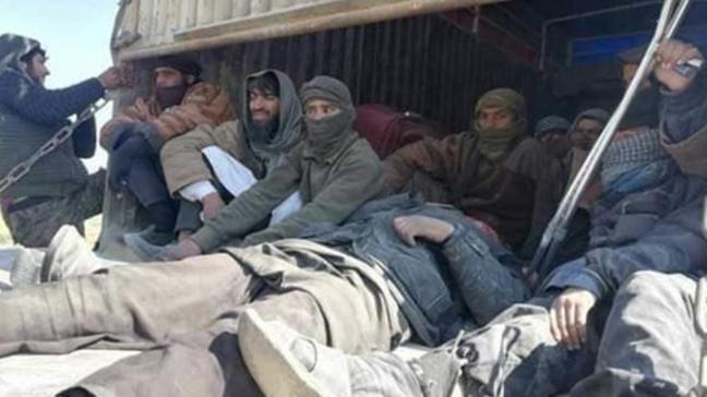 150 DEAŞ teröristi Irak'a teslim edildi