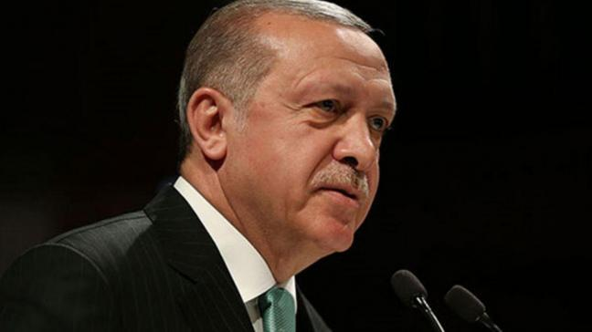 Erdoğan'dan TÜSİAD Yönetim Kurulu Başkanlığına seçilen Simone Kaslowski'ye tebrik telgrafı