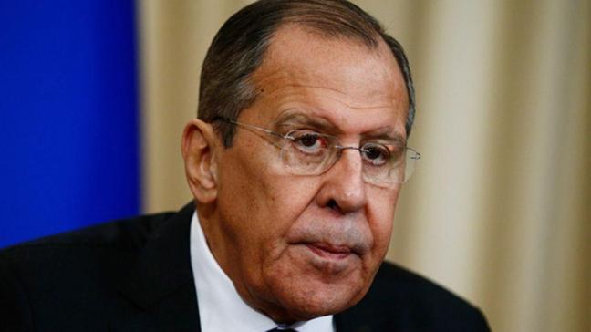 Rusya Dışişleri Bakanı Lavrov: ABD'nin politikası Avrupa'nın güvenliğini rehin aldı