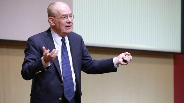 Dünyaca ünlü uluslararası ilişkiler kuramcısı Mearsheimer: ABD'nin Suriye'den çekilme kararı doğru