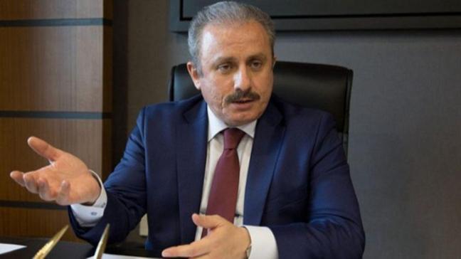 AK Parti'nin TBMM Başkan adayı Mustafa Şentop