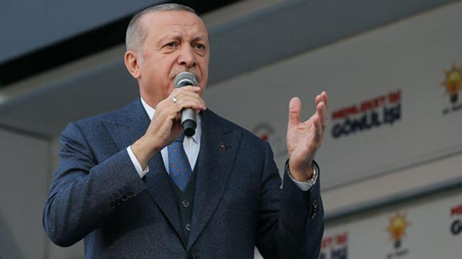 Başkan Erdoğan: Bu yıl başlıyoruz