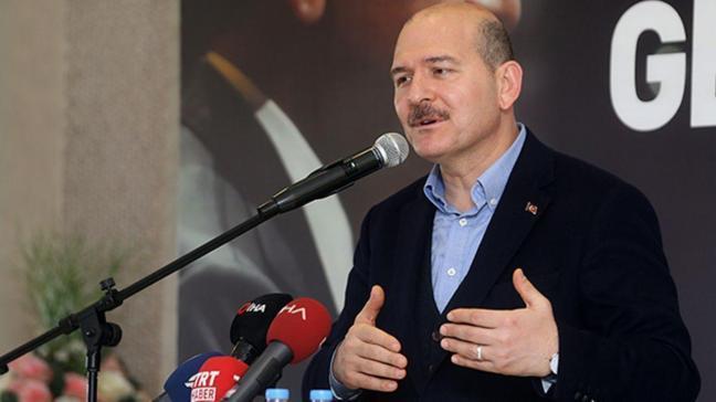 İçişleri Bakanı Süleyman Soylu: Elimde öyle istihbaratlar var ki, kanınız donar