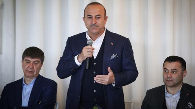 Bakan Çavuşoğlu: 75 milyar dolarlık ticaret hedefi için ABD'den kurmaylar gelecek