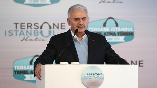 Yıldırım'dan 'İstanbul'a 23 Mavi Bayraklı Plaj' sözü