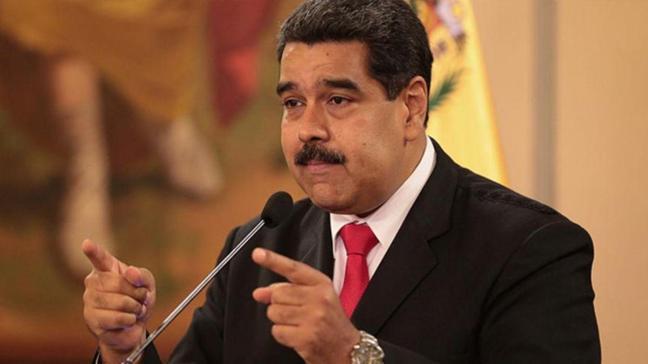 Maduro: Kolombiya ile diplomatik ve siyasi ilişkileri kestik