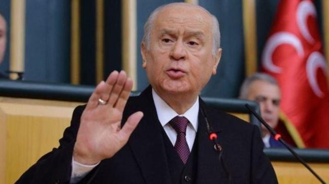 Bahçeli: TBMM Başkanı seçiminde AK Parti adayı Şentop'u eksiksiz destekleyeceğiz