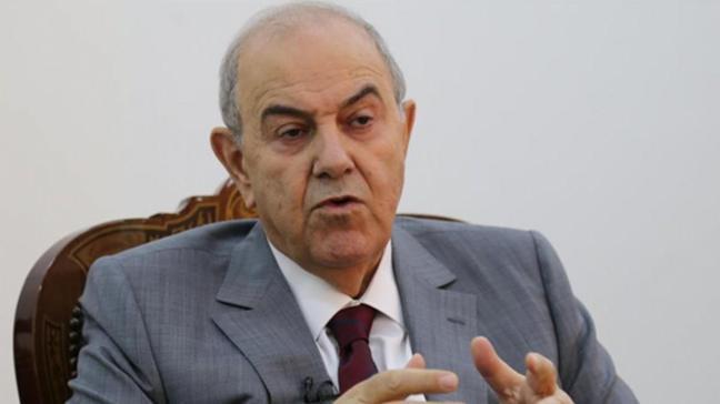Irak'taki Vataniyye Koalisyonu lideri Allavi: Yeni bir DEAŞ oluşmaya başladı