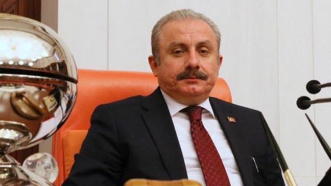 Mustafa Şentop görevi Celal Adan'dan devraldı