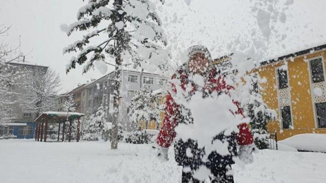 Çanakkale ve Kırklareli'nde okullar tatil edildi