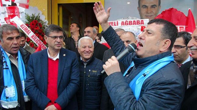'AK Parti'yeoy verirsenizelleriniz kırılsın'