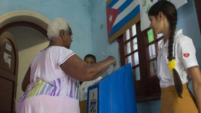 Küba'da anayasa değişikliği referandumu