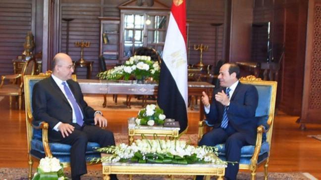 Salih ile Darbeci Sisi görüşmesinde bayrak krizi tartışması yaşandı