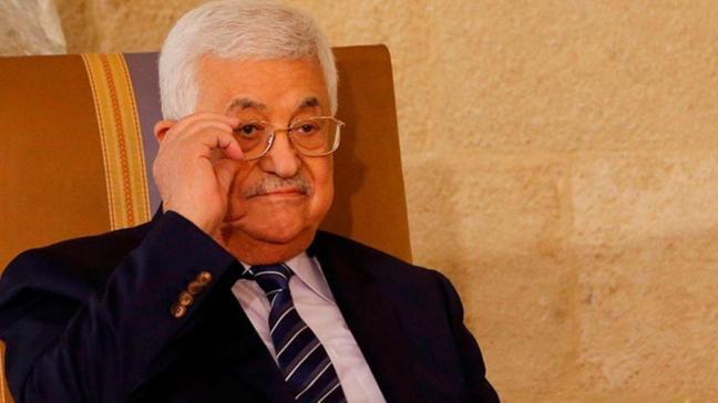 Abbas: Filistin devletinin kurulmasını öngörmeyen hiçbir plan başarılı olamayacak