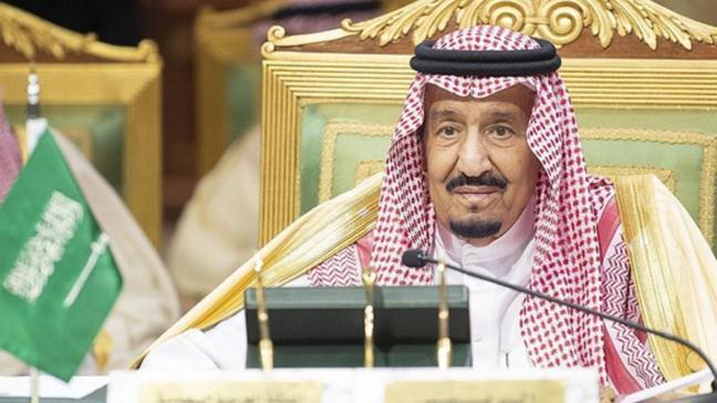 Kral Selman'dan şaşırtan 'Filistin' ifadesi