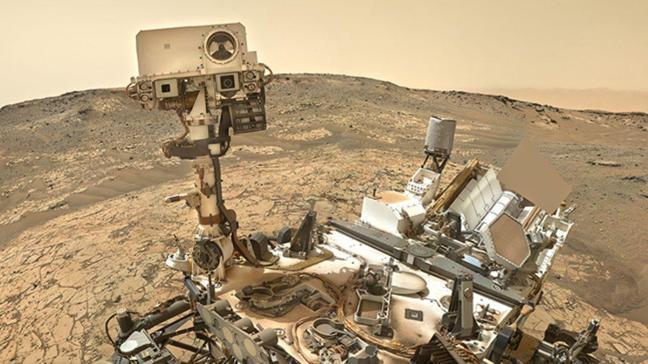 NASA: Mars kaşifi 'Güvenli Mod'a girdi