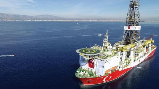 Bakan Dönmez: Hem Akdeniz'de hem de Karadeniz'de sondaj çalışmaları sürecek