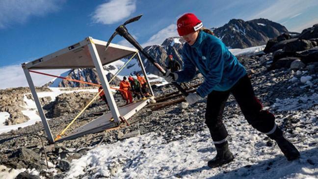 Son dakika... Bakan Varank: Antarktika'da geçici bilim üssümüzü kurduk