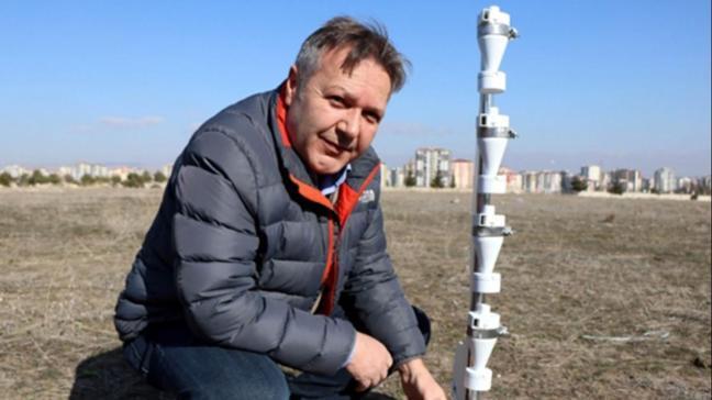 Prof. Dr. Mustafa Başaran: Türkiye'den ABD'ye ilk defa teknoloji transferi yapıldı