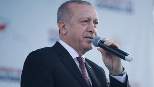 Başkan Erdoğan'dan HDP'ye sert uyarı: Kayyum atarız