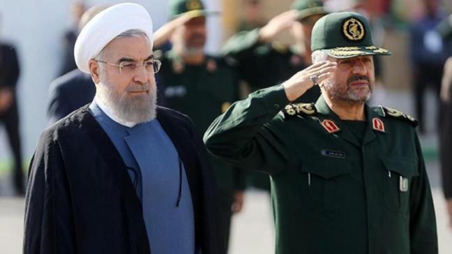 İran Devrim Muhafızları'ndan 'Cumhurbaşkanı Ruhani'yi dinlediler' iddasına yalanlama