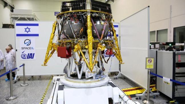 İsrail'in Ay'a gönderdiği uzay aracında sorun çıktı