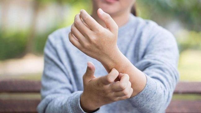 Egzamalar alerji ve astıma sebep olabilir