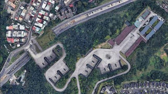Google Haritalar, Patriot füze savunma üssünü açığa çıkardı