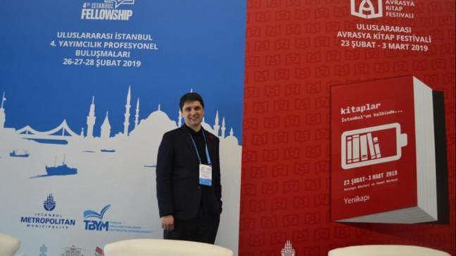 """72 ülkeden, 191 katılımcı İstanbul'da; """"İstanbul Fellowship"""" başladı"""