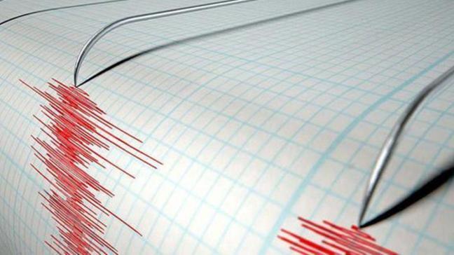 Endonezya'da 5.2'lik deprem