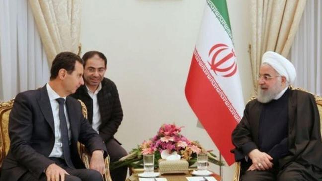 İran'da Esed'in ziyaretini eleştiren gazeteye yayım yasağı