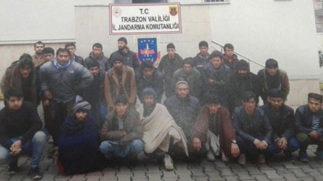 'Banker Bilo' filmindeki o sahne Trabzon'da gerçek oldu