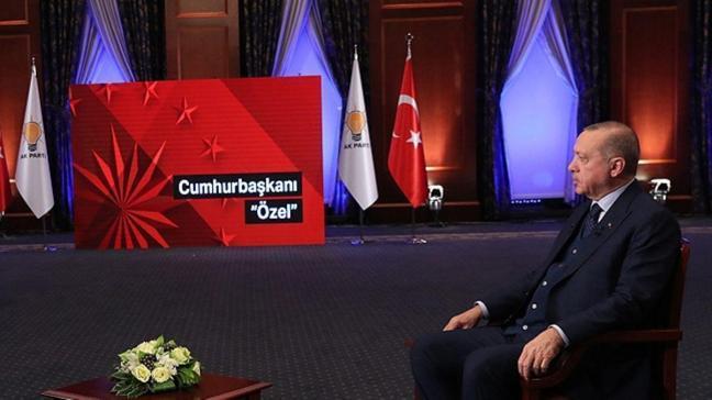 Başkan Erdoğan'dan yeni parti açıklaması: Daha önce kuranlar oldu ama akıbetleri belli