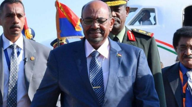 Sudan ordusunun komuta kademesinde değişiklik