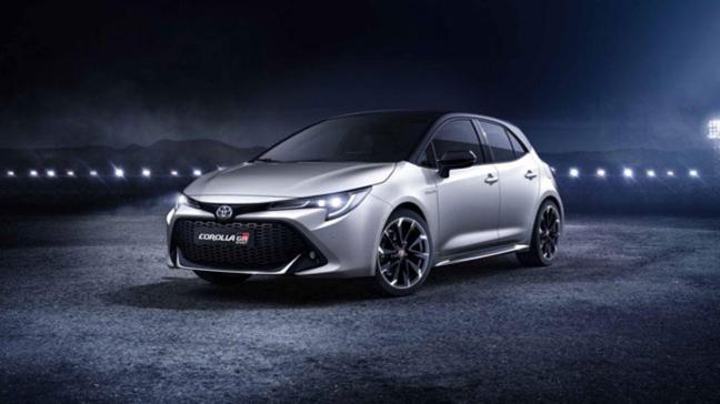 Toyota Corolla'lar farklı ve güçlü versiyonlarıyla Cenevre'de olacak