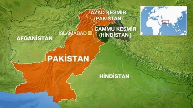 """Keşmir sorunu nedir"""" Hindistan Pakistan arasında Keşmir sorunu!"""