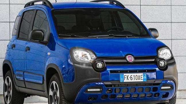 Efsane Fiat Panda City Cross satışa sunuldu