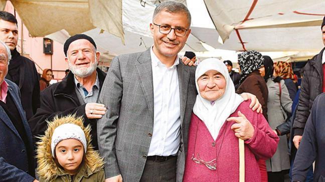 Çamlıca'ya seyirlik kuleÜsküdar'a yer altı otoparkı