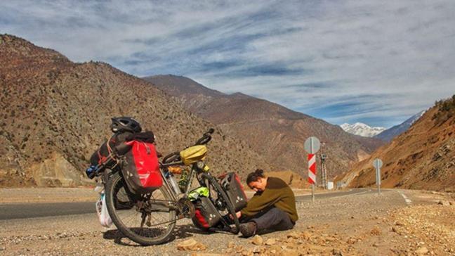 'Küheylan'ı ile 6 bin kilometre yol kat etti