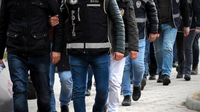 Saldırı hazırlığındaki 11 terörist yakalandı