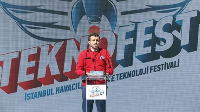 Selçuk Bayraktar'ın Twitter üzerinden başlattığı zincir kampanyasına, birçok bakan destek verdi