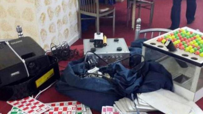 Ülke genelinde düzenlenen 'kumar' operasyonunda 709 aranan sahıs yakalandı