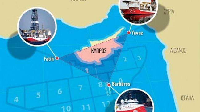Rusya'dan beklenmedikDoğu Akdeniz açıklaması