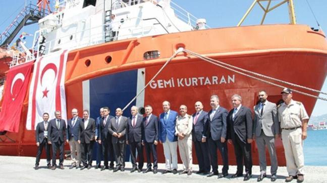 KKTC Başbakanı: Güçlü Türkiye'mizin de desteğiyle bölgedeki hakimiyetimizi dünyaya duyurmak istiyoruz