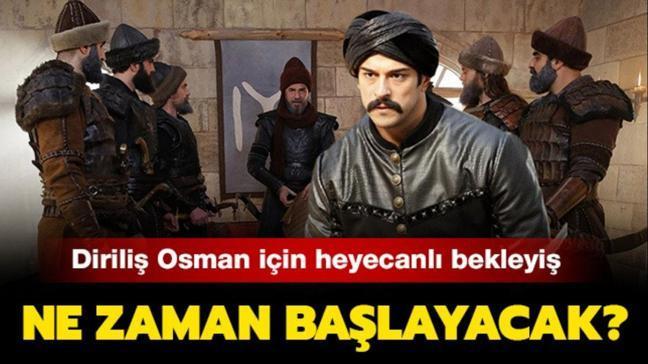 """Diriliş Osman hangi kanalda başlayacak"""""""