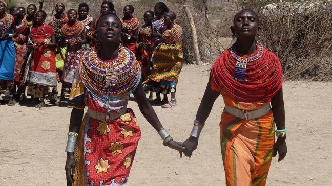 Özgürlüğü temsilen bir dans: Haka dansı